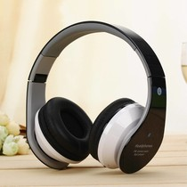 Mega Bass Over-ear Bluetooth Hoofdtelefoon - Zwart