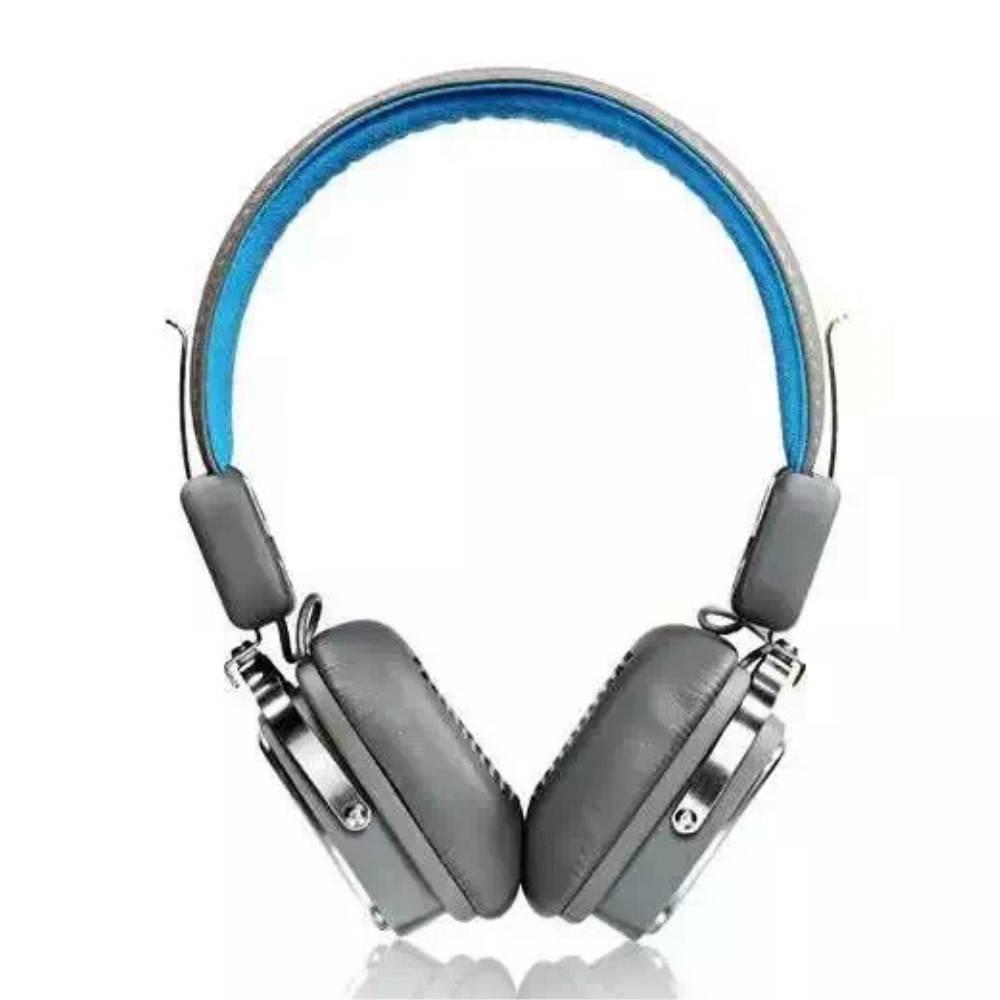 REMAX REMAX 200HB HiFi V4.1 Bluetooth Headset - Grijs