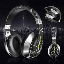 A (Air) Bluetooth 3D Sound Koptelefoon - Zwart