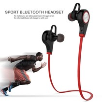 Q9 Sport Bluetooth 4.0 In-ear Oortjes - Rood