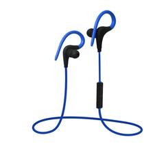 Q10 Bluetooth Sport Oordopjes - Blauw