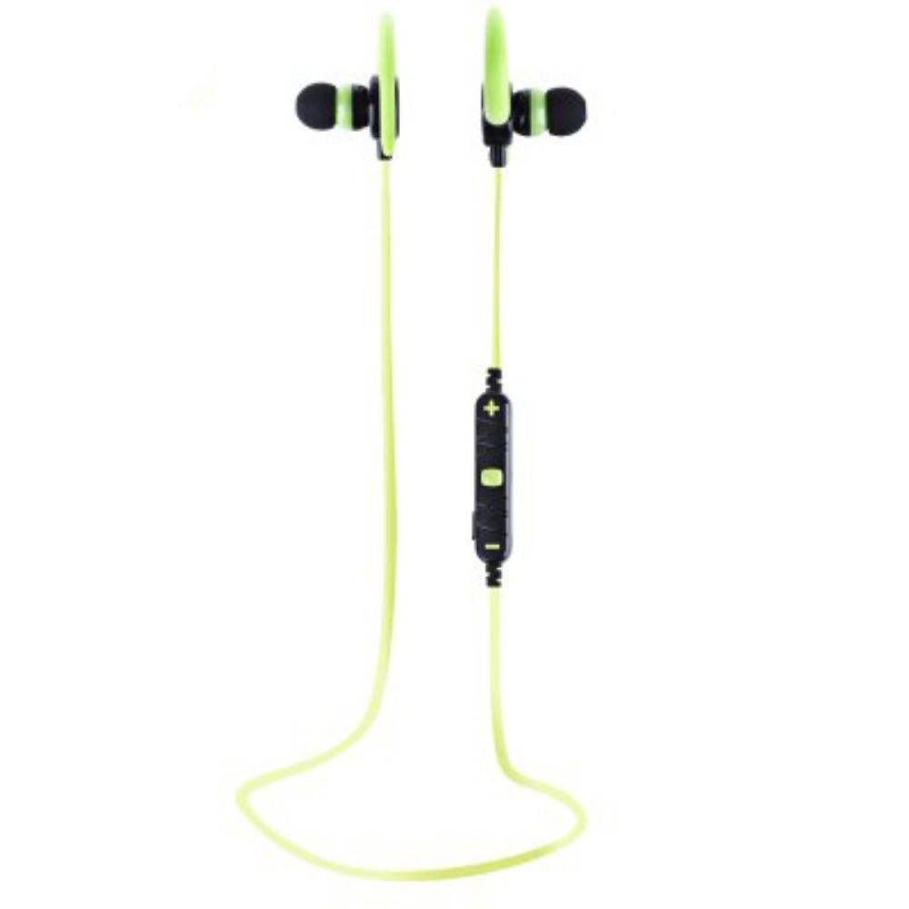 AWEI AWEI A620BL Sport In-Ear Oortjes Bluetooth V4.0 - Groen