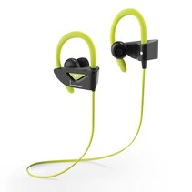 V8 Bluetooth Sport Headphones - Groen