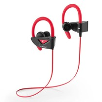 V8 Bluetooth Sport Headphones - Rood