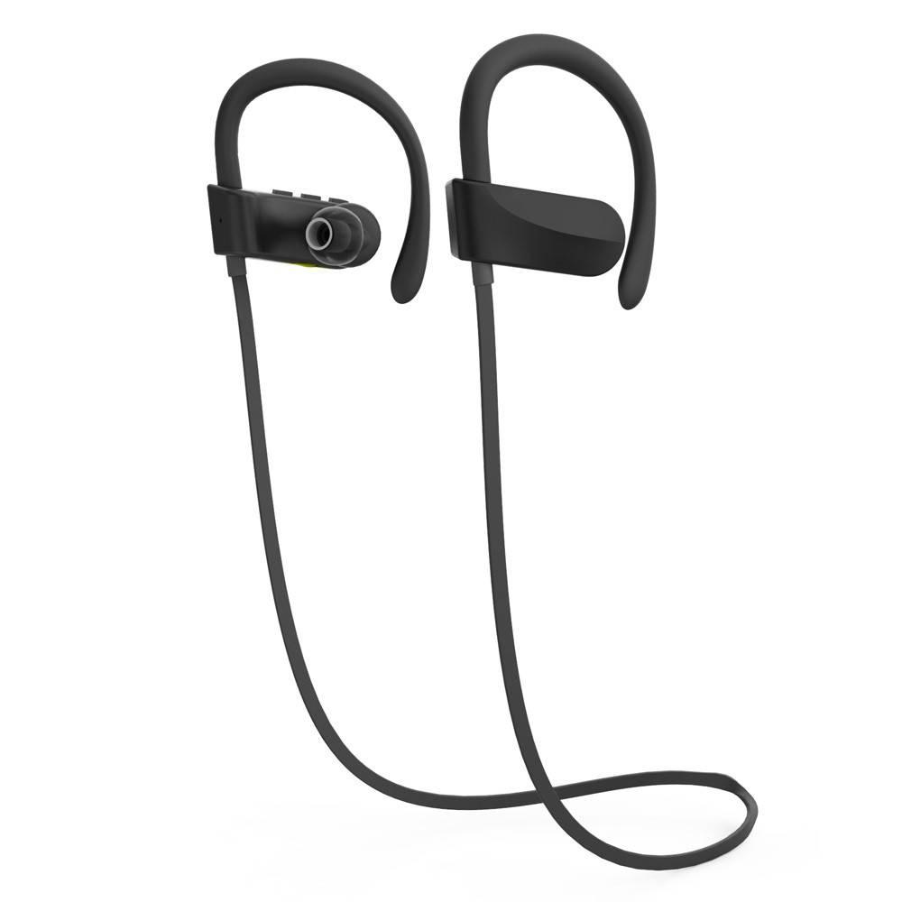 JAD JAD Q12 Bluetooth Sport Oordopjes - Zwart