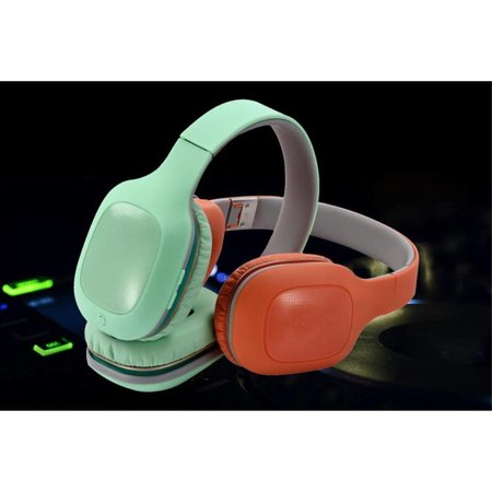 Opvouwbare Over-Ear Bluetooth Koptelefoon - Wit