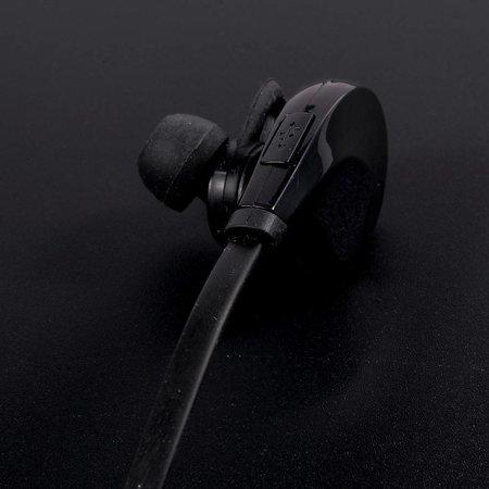 AMW-22 In-ear Draadloze Zweetproof Sport Oortjes - Zwart