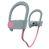Sport Bluetooth 4.1 In-Ear Oordopjes - Grijs / Roze