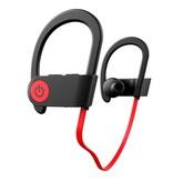ROMIX ROMIX Sport Bluetooth 4.1 In-Ear Oordopjes - Zwart / Rood