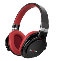 B5 Bluetooth 4.0 Over-ear Hi-Fi Koptelefoon - Rood