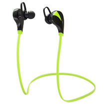 G6 Bluetooth Sport In-ear Oordopjes - zwart/groen