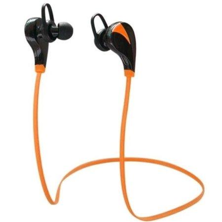 G6 Bluetooth Sport In-ear Oordopjes - oranje/zwart