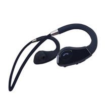 Bluetooth Oortjes Nekband - Zwart