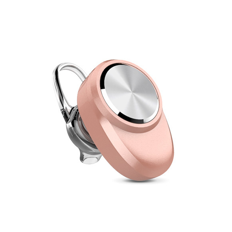Bluetooth 4.2 Oortje (1 piece) - Rose Goud