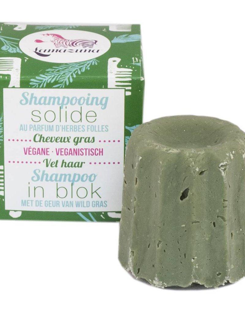 Lamazuna Shampoo in blok