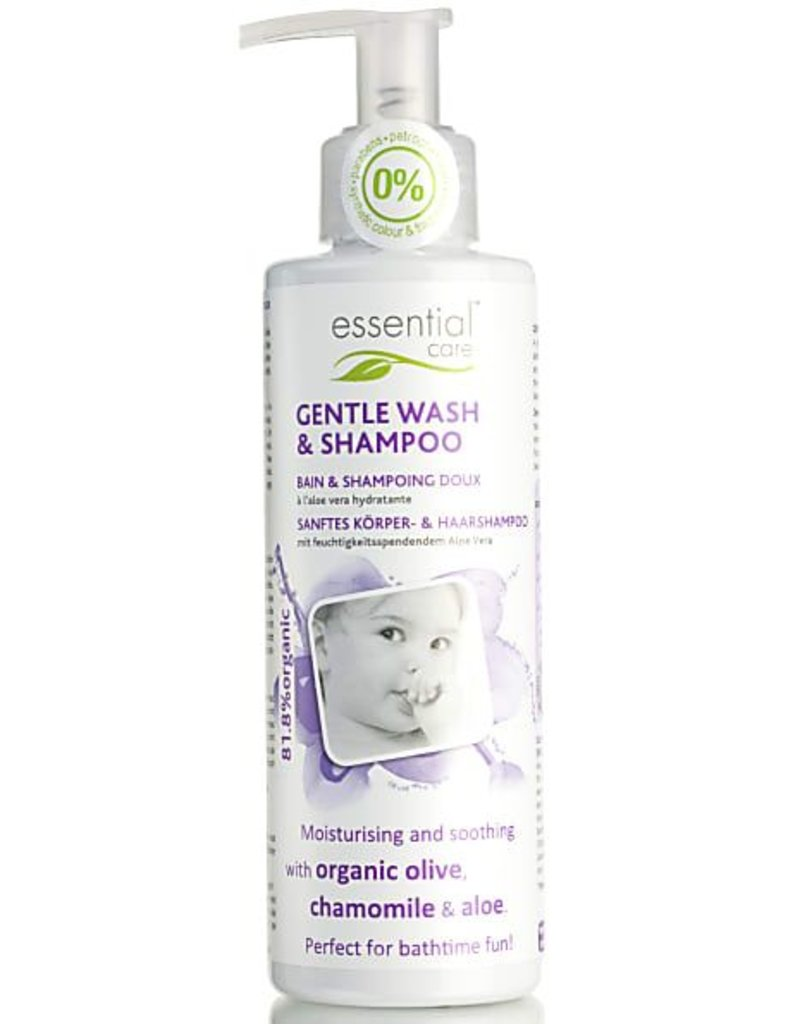 Odylique Baby Gentle Wash & Shampoo 200ml