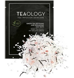 Teaology Green Tea Detoxing & Reshaping Salt Bath 50g