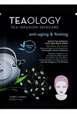 Teaology White Tea Miracle Face & Neck Mask