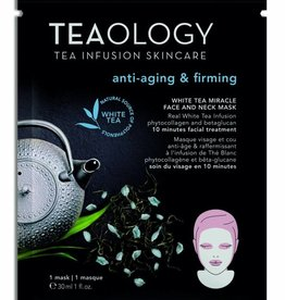 Teaology White Tea Miracle Face & Neck Mask