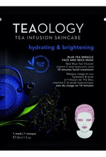 Teaology Blue Tea Miracle Face & Neck Mask
