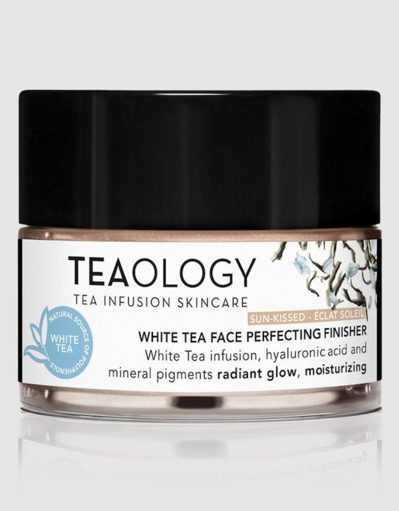 Teaology White Tea Perfecting Finisher Sunkissed Effect 50ml