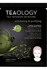 Teaology Green Tea Miracle Face & Neck Mask