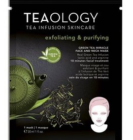 Teaology Green Tea Miracle Face & Neck Mask