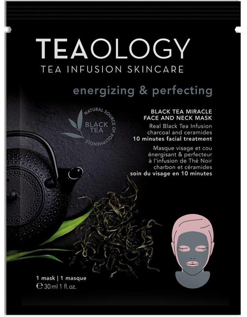 Teaology Black Tea Miracle Face & Neck Mask