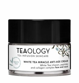 Teaology White Tea Miracle Anti-Age Cream 50ml
