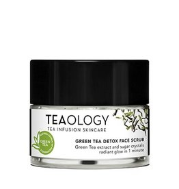 Teaology Green Tea Detox face Scrub 50ml