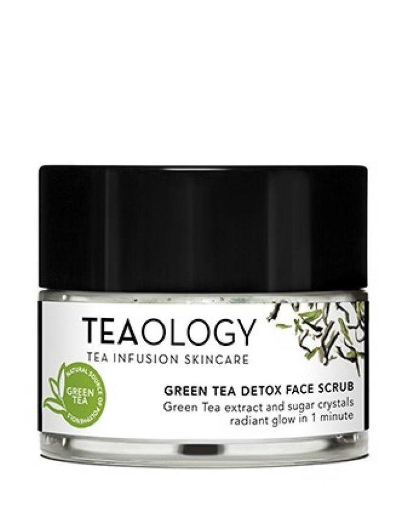 Teaology Green Tea Detox face Scrub 50ml