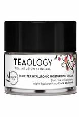 Teaology Rose Tea Hyaluronic Moisturizing Cream