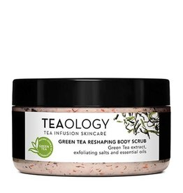 Teaology Green Tea Reshaping Body Scrub 450g