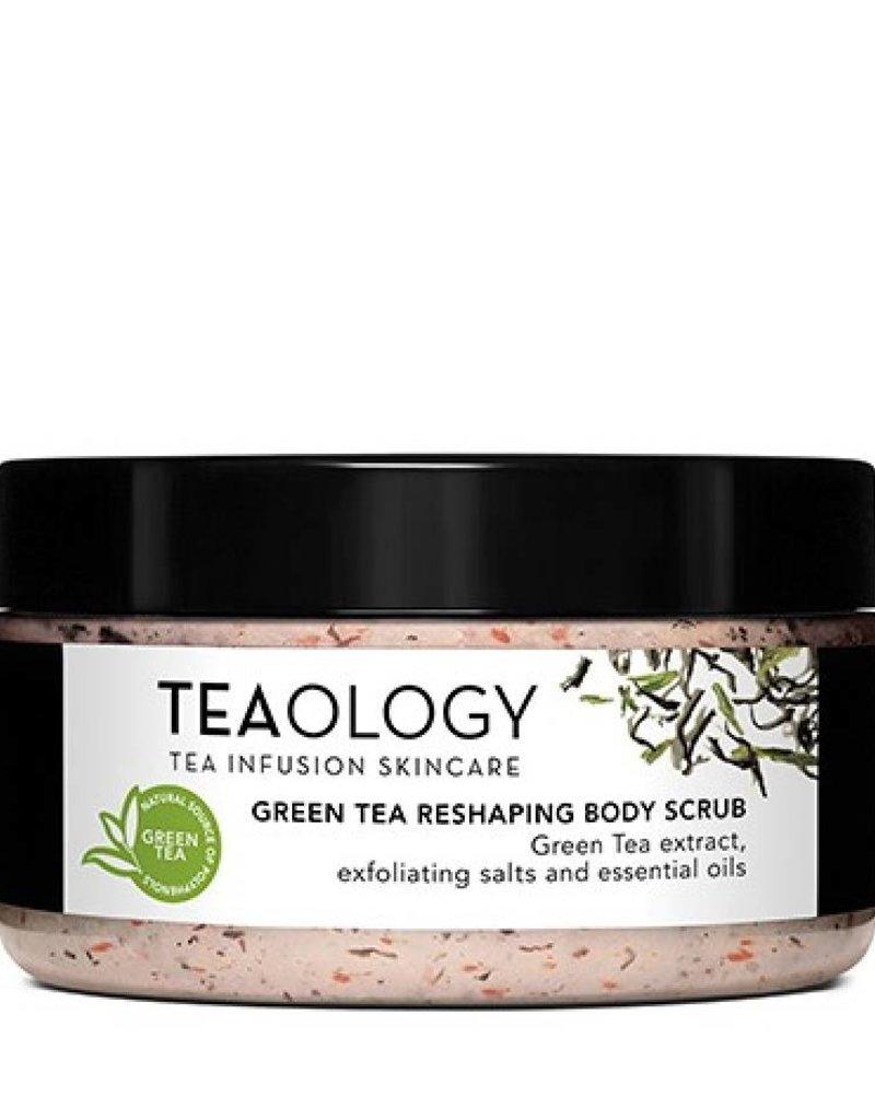Teaology Green Tea Reshaping Body Scrub 450g