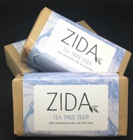 Zida Tea Tree Zeep