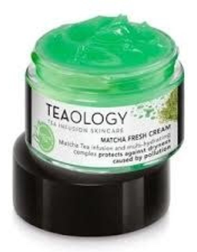 Teaology Matcha Tea Fresh Cream