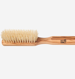 Kost Kamm Haarborstel van Olijfhout