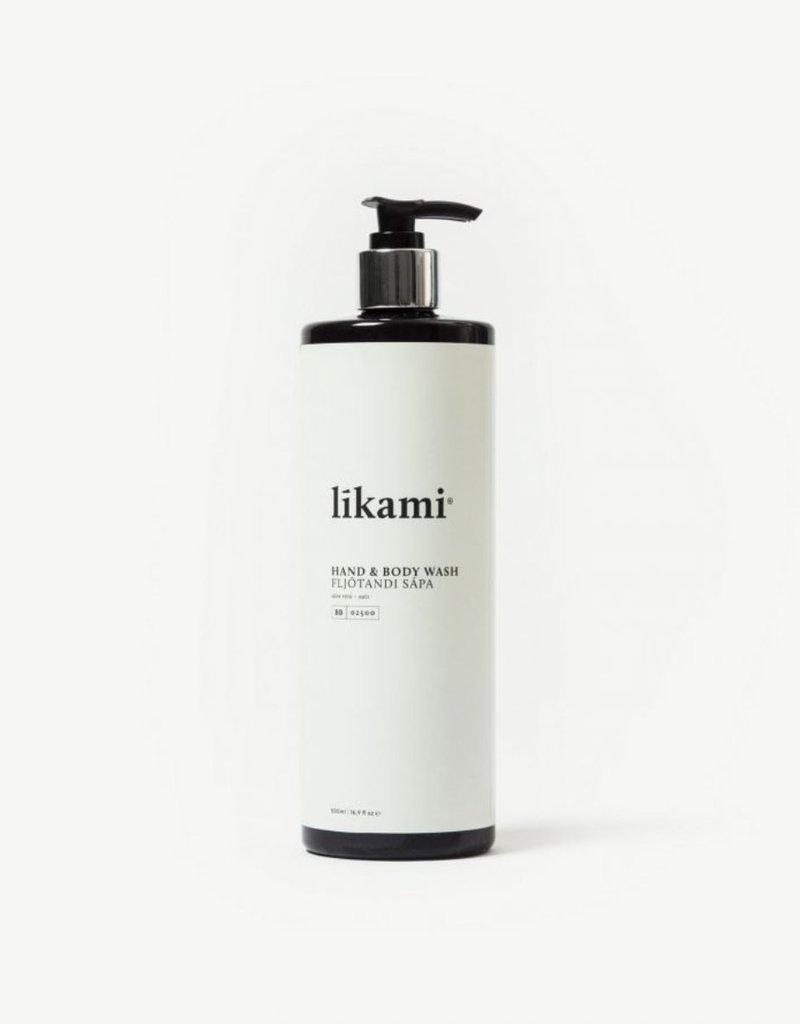 Likami Hand & Body Wash 250ml
