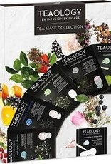 Teaology Tea Mask Collection