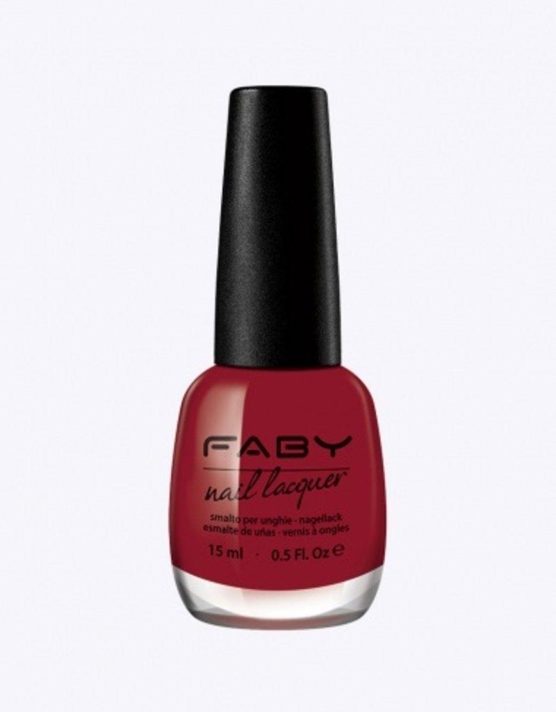 Faby Nagellak 10-free