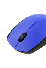 Logitech M171 Wireless Mouse Blue