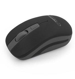 Esperanza Wireless Mouse EM126EK Black/Grey