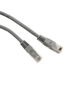 Ewent IM6001 netwerkkabel 1 m Cat5e U/FTP (STP) Grijs