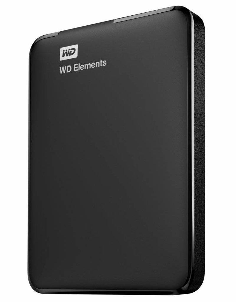 Western Digital HDD Ext. WD Elements Portable  1TB / USB 3.0 / 2.5Inch