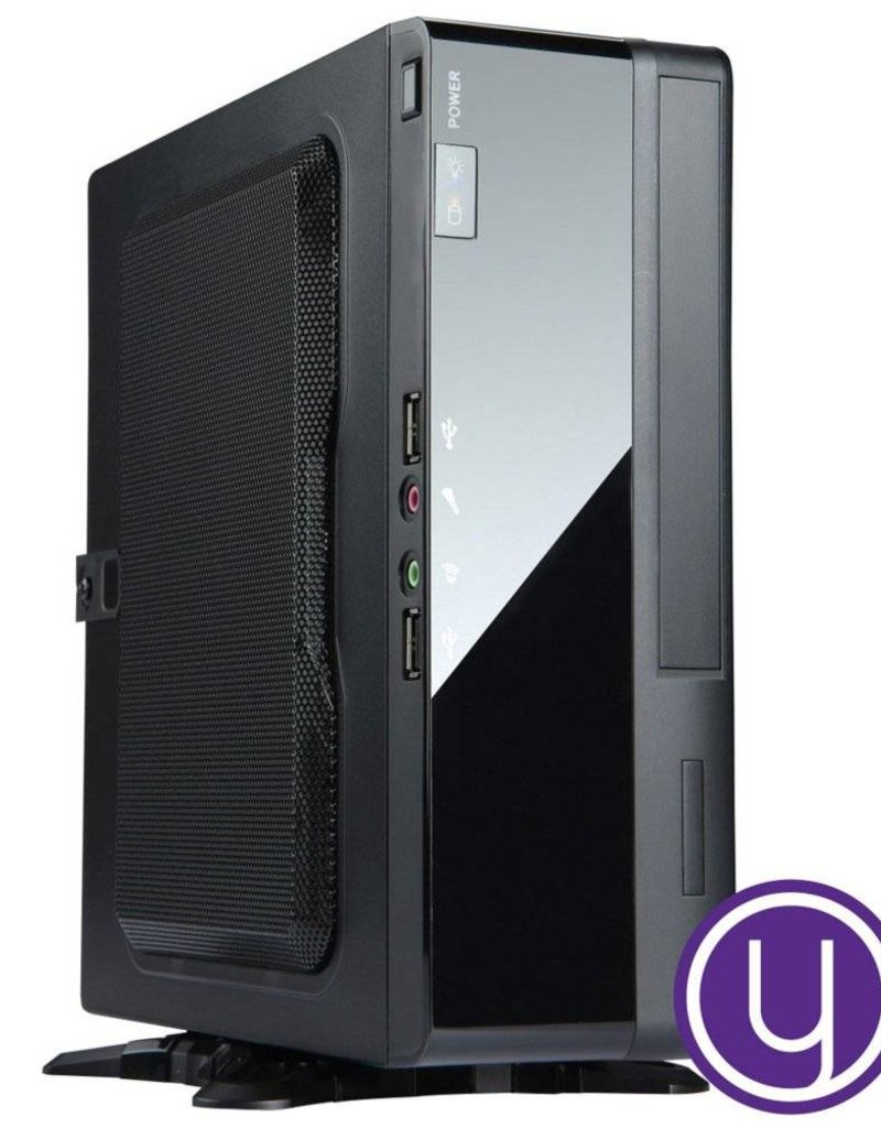 Yours! YOURS PURPLE / ITX / I3 / 8GB / 240GB SSD / HDMI / W10