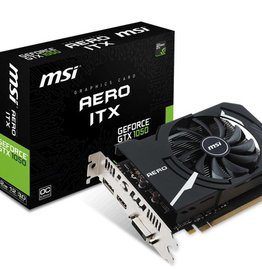 MSI GeForce GTX 1050 AERO ITX 2G OCV1 GeForce GTX 1050 2GB GDDR5