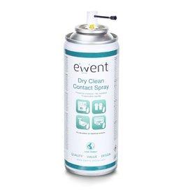 Ewent EW5614 computerreinigingskit Spray voor apparatuurreiniging Beeldschermen/Plastik, Universeel 200 ml