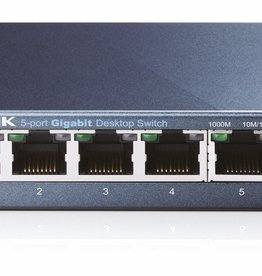 TP-Link TP-LINK TL-SG105 netwerk-switch