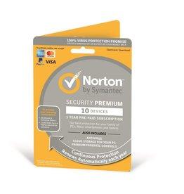 Symantec Norton Security Deluxe 1 User 10 Devices OEM