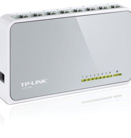 TP-Link TP-LINK 8-Port 10/100Mbps Desktop Switch